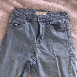 Pacsun super super stretch skinny jeans